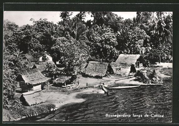 Suriname   Südamerika   Alte Ansichtskarten / Postkarten