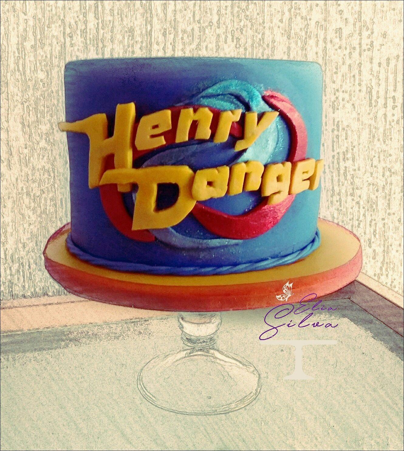 Henry Danger cake!