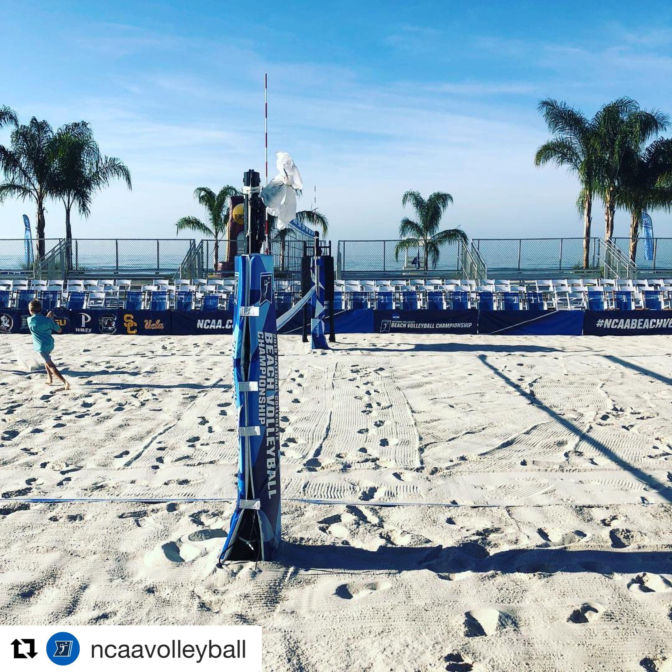 2018 Ncaa Beach Volleyball Championship In Gulf Shores Alabama