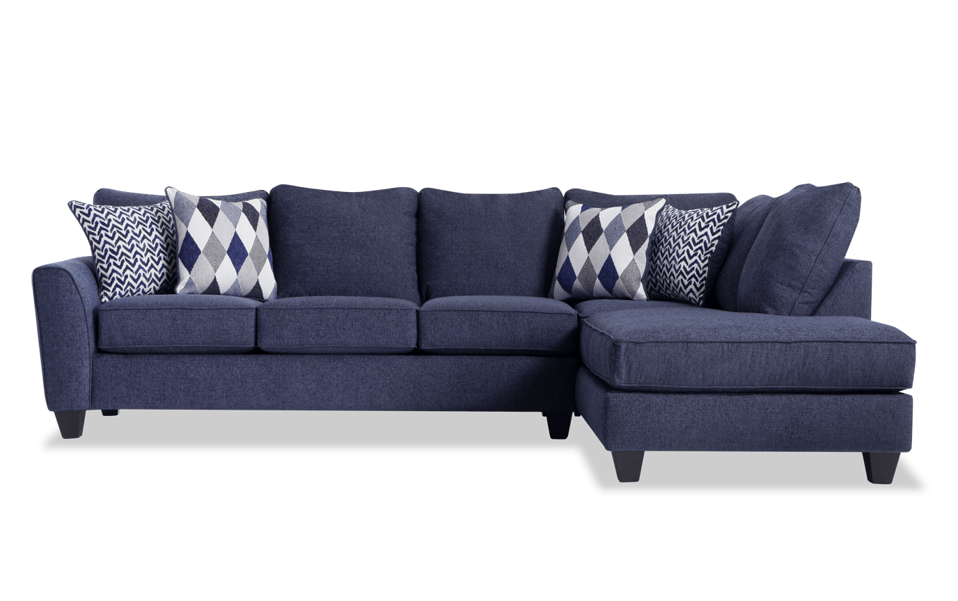 Pleasant Capri Denim Left Arm Facing Sectional For The Home In 2019 Gmtry Best Dining Table And Chair Ideas Images Gmtryco