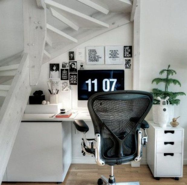 45 Awesome Workspaces  Offices Office art, Spaces and Bedrooms