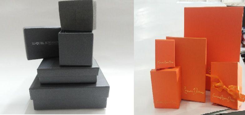Embalagens para semi joias