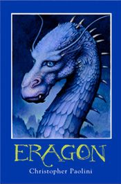 Eragon (Inheritance Cycle, Book #1) - My boys have loved the movie since they were 3 & 5 yo. My oldest, now 8, is looking forward to reading the book one day soon.