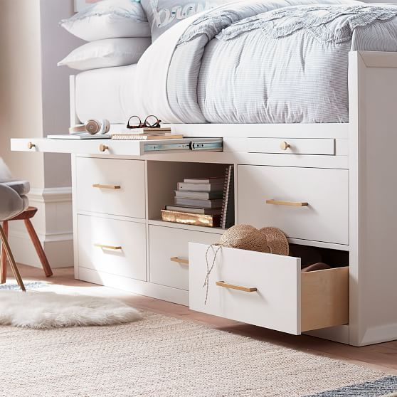 Best Cleary Captain S Bed Captains Bed Bedroom Storage 640 x 480
