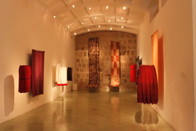 Textile Museum de Oaxaca presentation