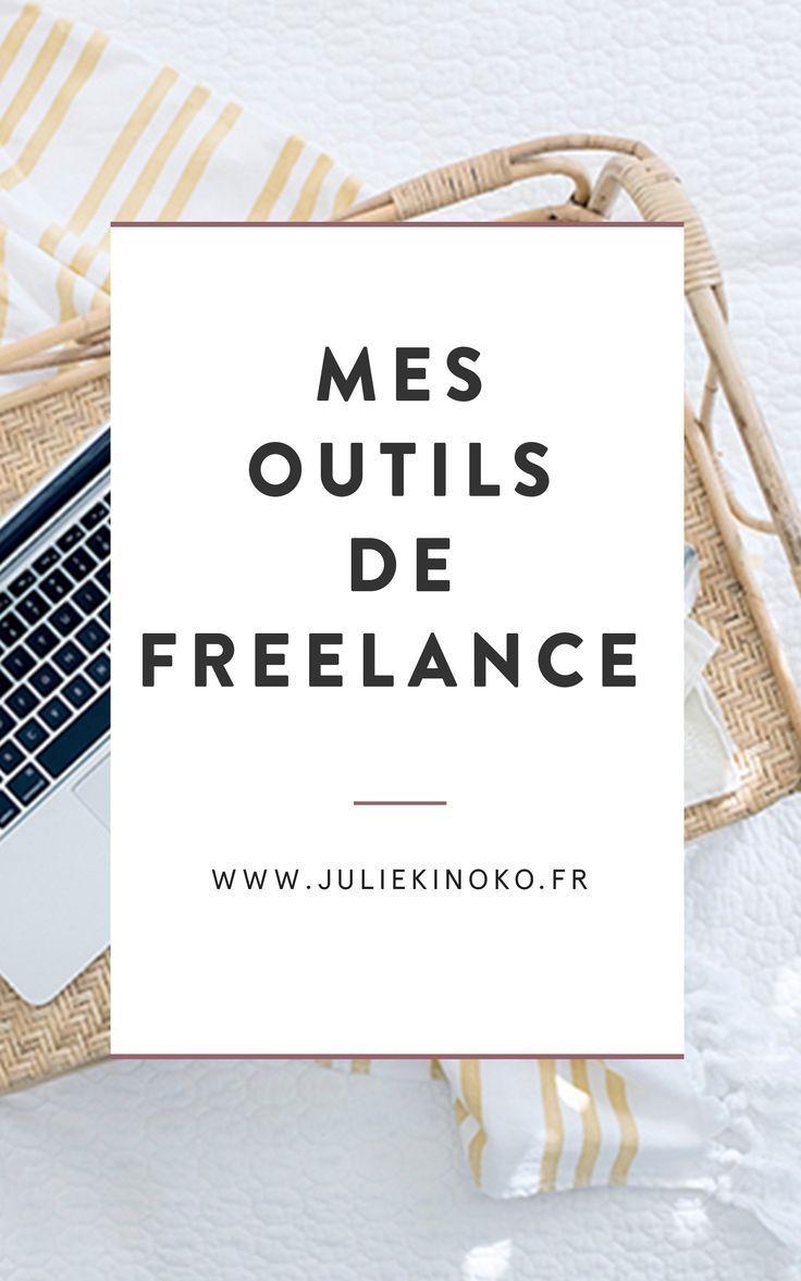 Mes outils de freelance Marketing de l'entreprise