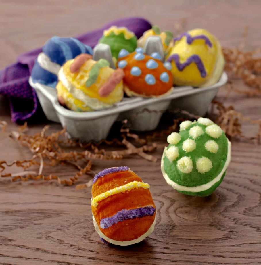Nordic ware easter egg cakelet pan x 4 nordic ware pinterest nordic ware easter egg cakelet pan x 4 negle Image collections