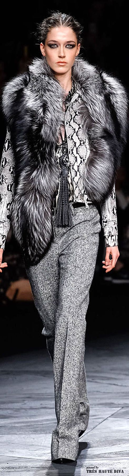 Milan Fashion Week Roberto Cavalli Fall Winter 2014 The House Of Beccaria 2014 Inspiration