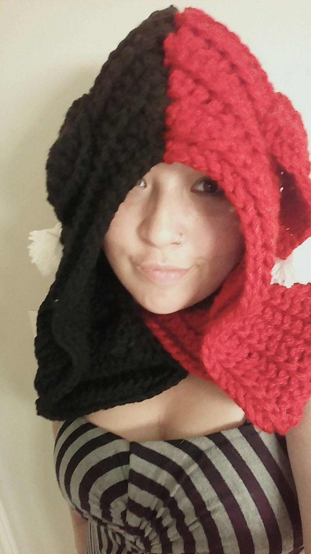 Harley Quinn Crochet Hoodie OOAK   Crochet My Love : My Patterns ...