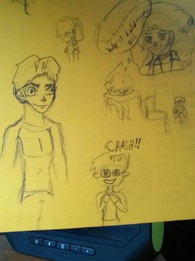 Bart sketches