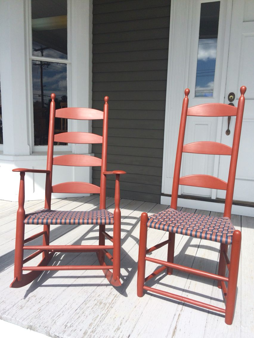 Shaker Reproduction Alfed Chairs, By Tappan Chairs. Chilton Furniture,  Freeport, ME,