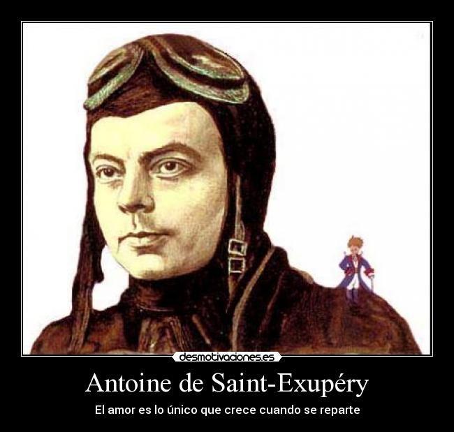 Resultado de imagen para antoine de saint-exupéry biografia