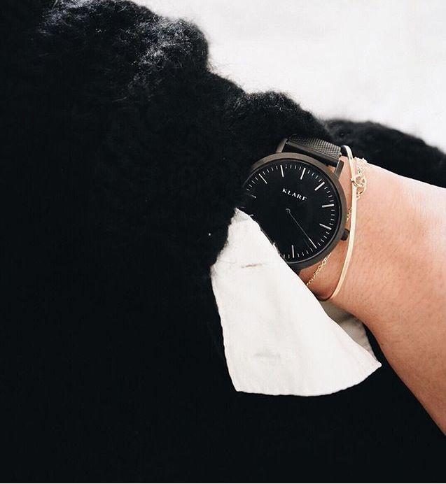 Klarf reloj