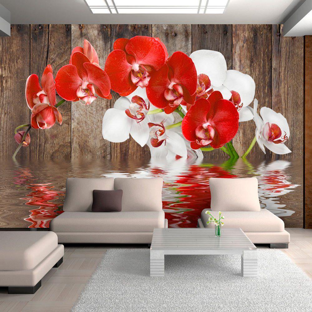 Murando Photo Wallpaper 300x210 Cm Non Woven Premium Art Print Fleece Wall Mural Decoration Poster Picture Design Modern Flow Decor Wallpaper Decor Wall Murals 3d wallpaper amazon uk