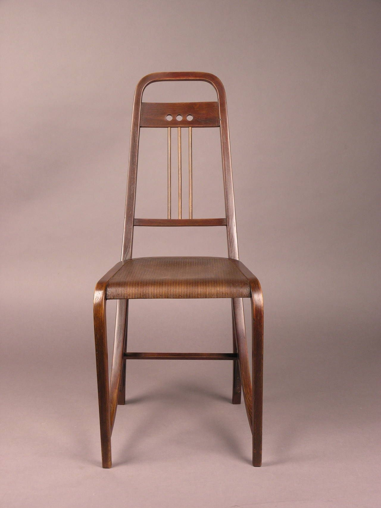 Pair of Thonet Chairs Model No. 511 în 2019   thonet