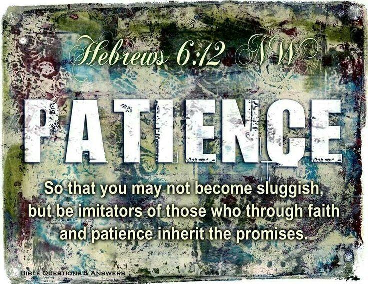 Hebrews 6:12