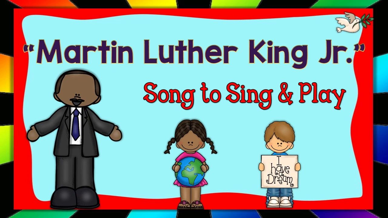 Original And Catchy Also Becoming A Top Hit With Students Everywhere Martin Luther King Jr Orff Song Ar Orff Songs Elementary Choir Music Class Activities
