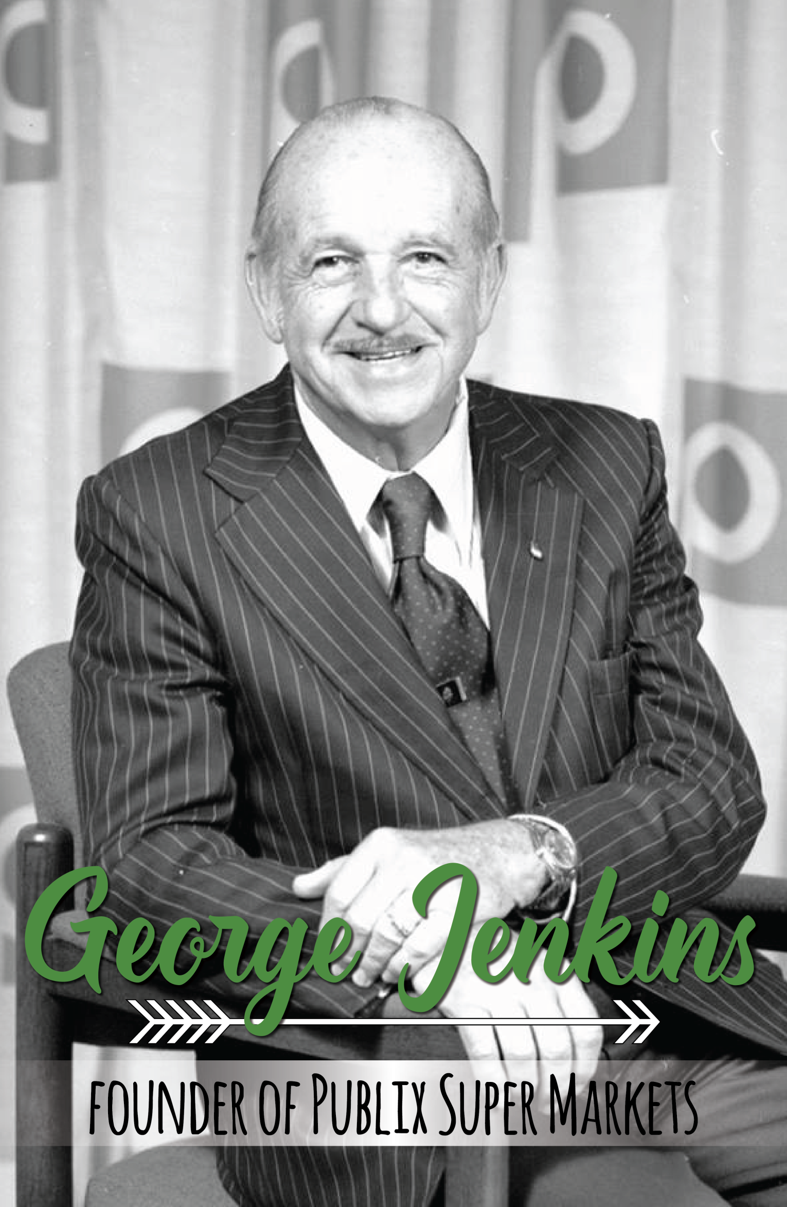 how publix store clerk todd jones rose to ceo s office learn george w jenkins was born sept 29 1907 he grew up in