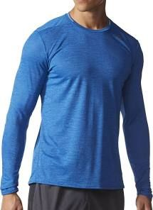 Adidas Supernova Long Sleeve Mens Running Top - Blue