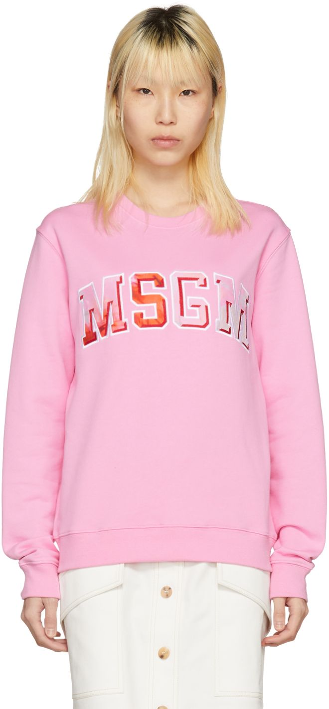 Free Shipping Finishline Aberdeen Black Tie-Dye Logo Sweatshirt Msgm Get Authentic For Sale Sale With Credit Card 7JNZn