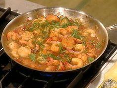 Venetian Shrimp and Scallops - Rachael Ray : foodnetwork