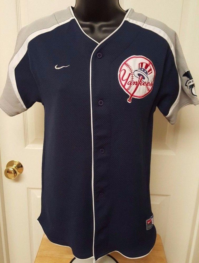 Nike Boy s Multi Color New York Yankees  25 Jason Giambi Jersey Size L   Nike  NewYorkYankees 9cc1ea788e5