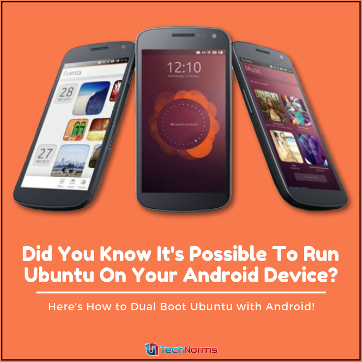 How to Dual Boot Ubuntu on Android Android, Root your