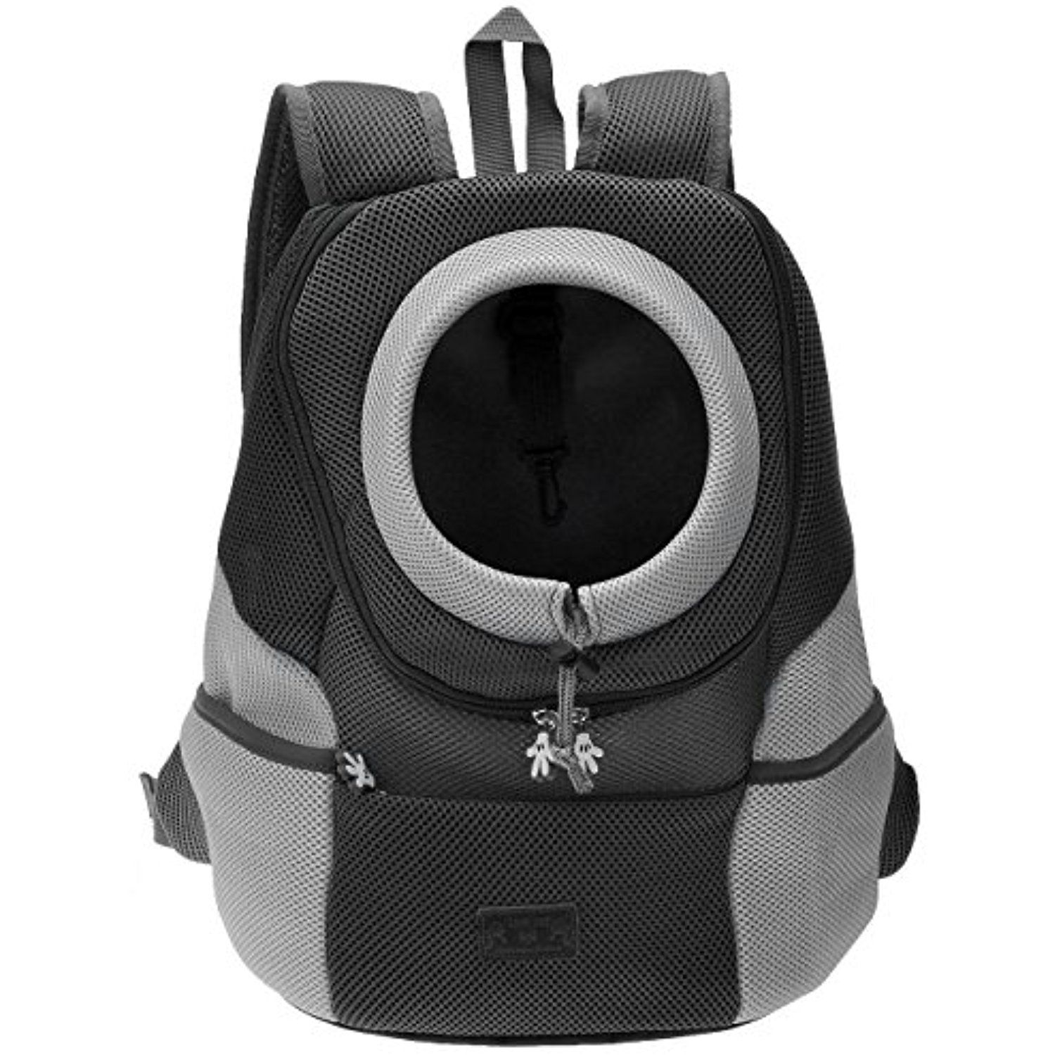 197becc311 Mangostyle Pet Dog Cat Puppy Portable Airline Travel Approved Carrier  Backpack bag with Breathable Mesh Adjustable Front Bag Head Out Design Double  Shoulder ...