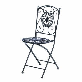 Fleur-De-Lis Patio Chair