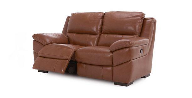 Excellent Punctual Leather And Leather Look 2 Seater Manual Recliner Inzonedesignstudio Interior Chair Design Inzonedesignstudiocom