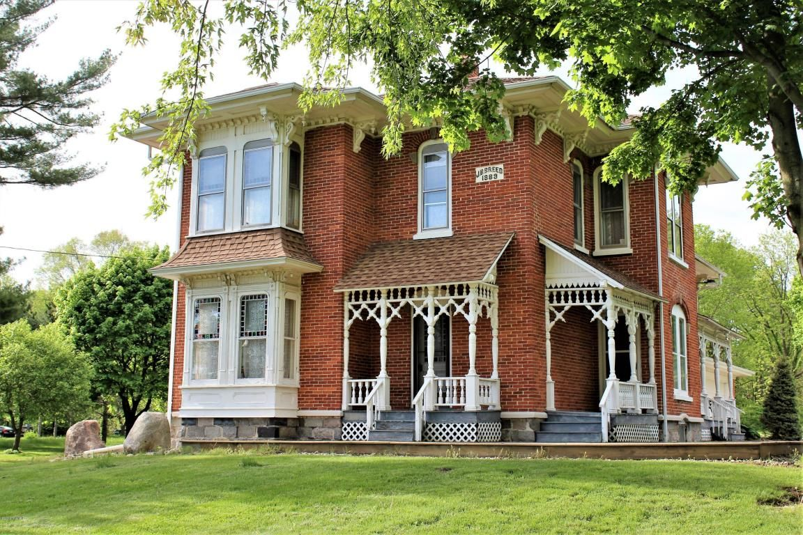 J B Breed 1889 Italianate Old Houses For Sale Real Estate Usa