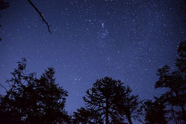 تفسير رؤيا النجوم في المنام لابن سيرين Stargazing Constellations In The Sky Sleeping Under The Stars
