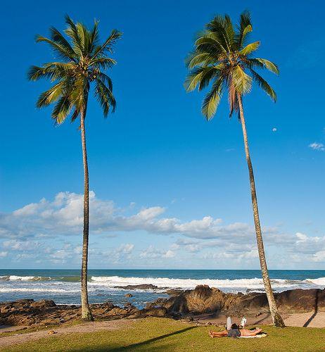 Malemolência Baiana - Praia do Resende- Itacaré-BA