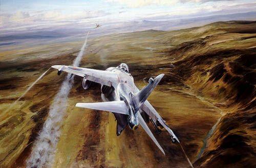 airstrike by Robert Taylor