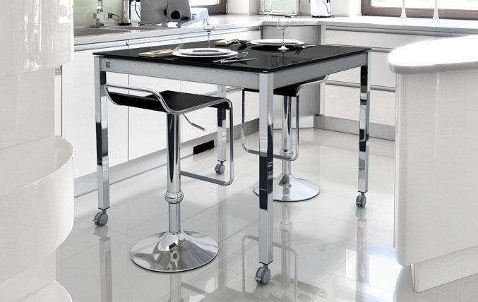 Dise o de cocinas mesas de cocina y sillas modernas en for Programa para disenar cocinas integrales en linea