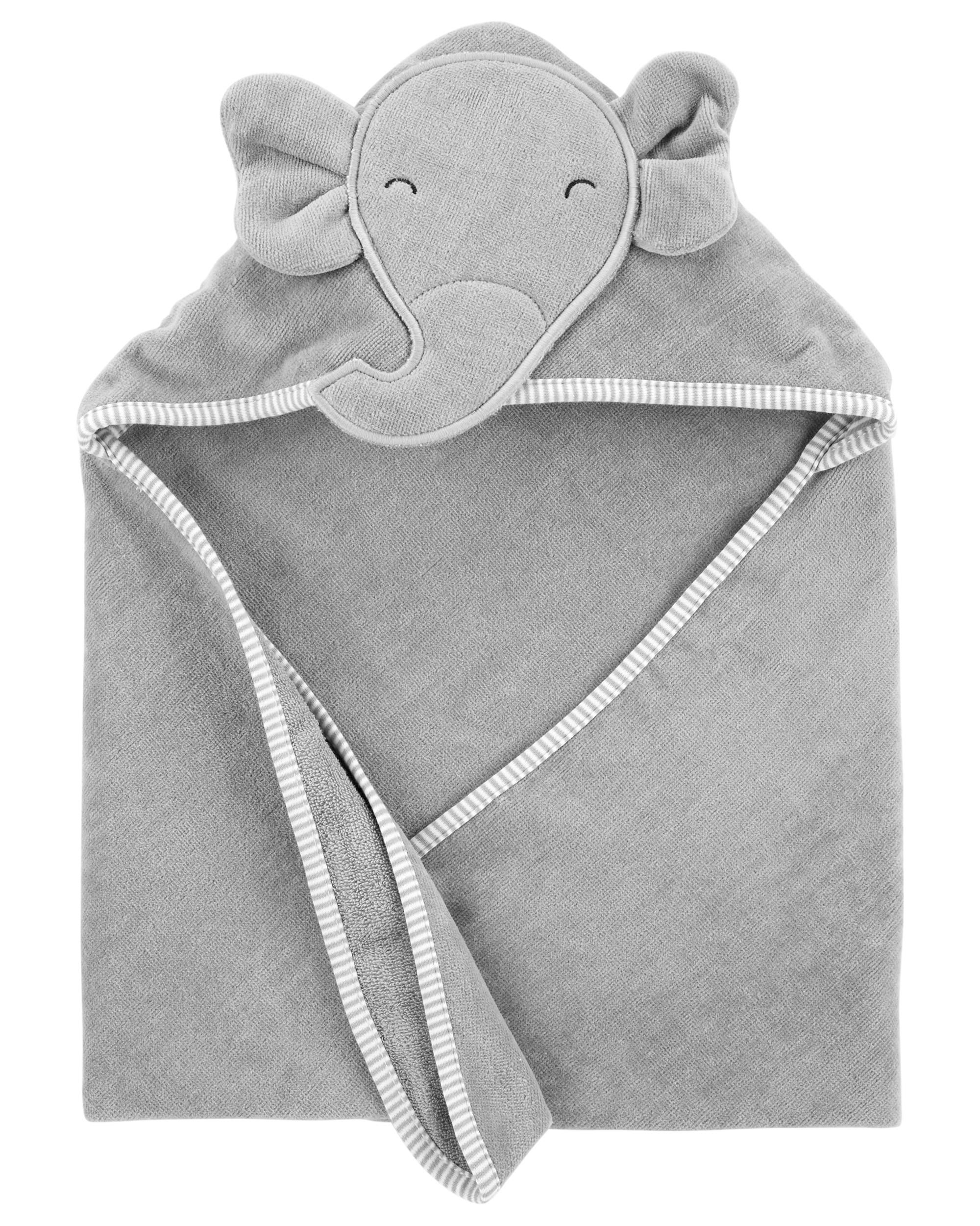 Elephant Hooded Towel Carters Baby Boys Baby Boy Outfits