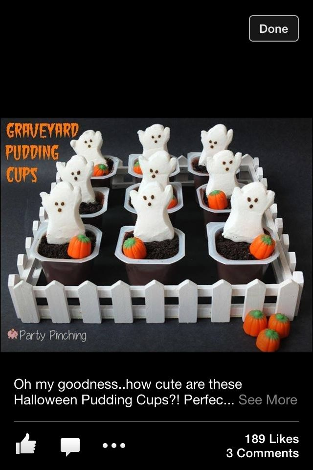 Halloween snack! Halloween Pinterest Snacks, Holidays and - halloween ideas party