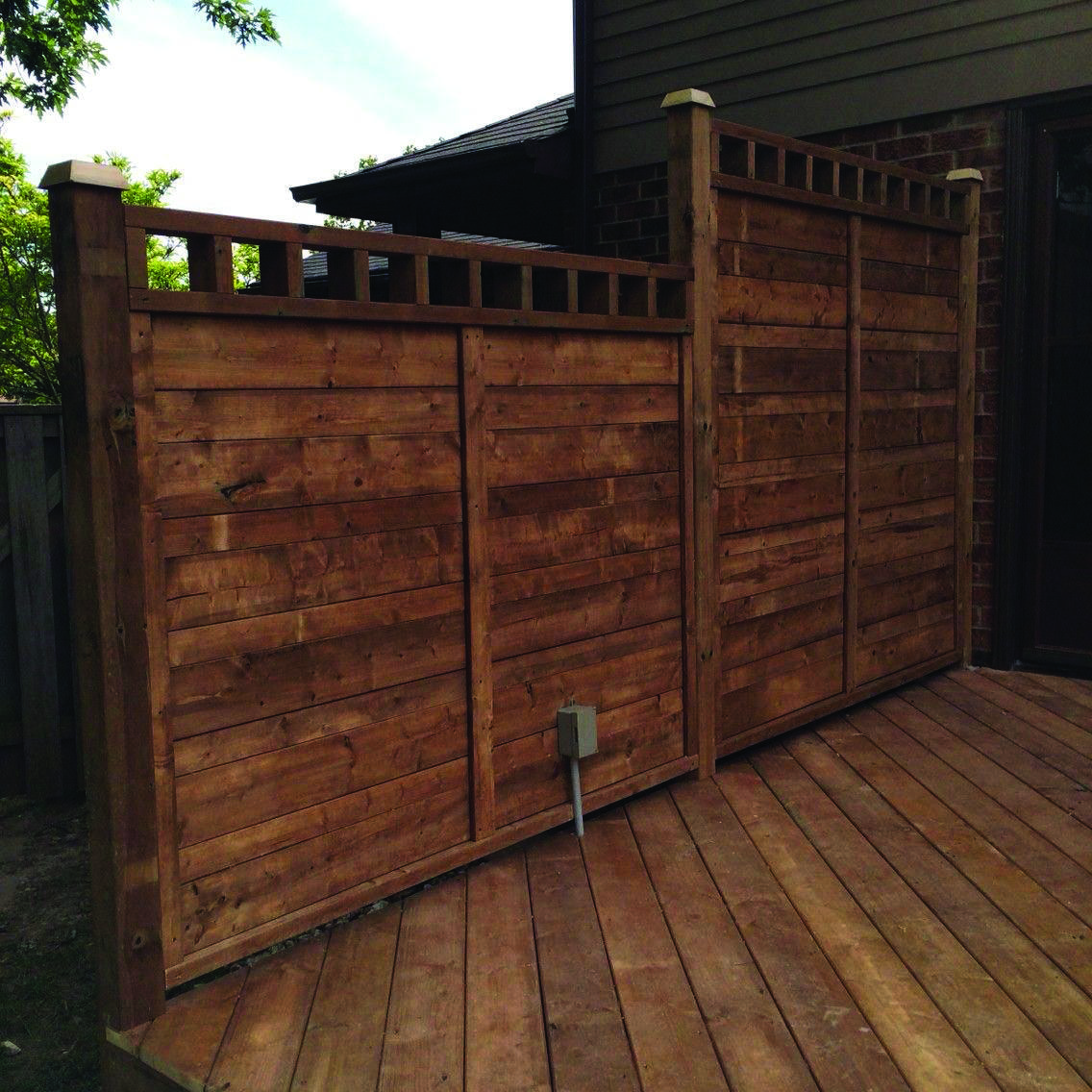 Leading Outdoor Patio Privacy Screen Home Depot Just On Homelikeart Com Backyard Porch Privacy Walls Backyard Privacy