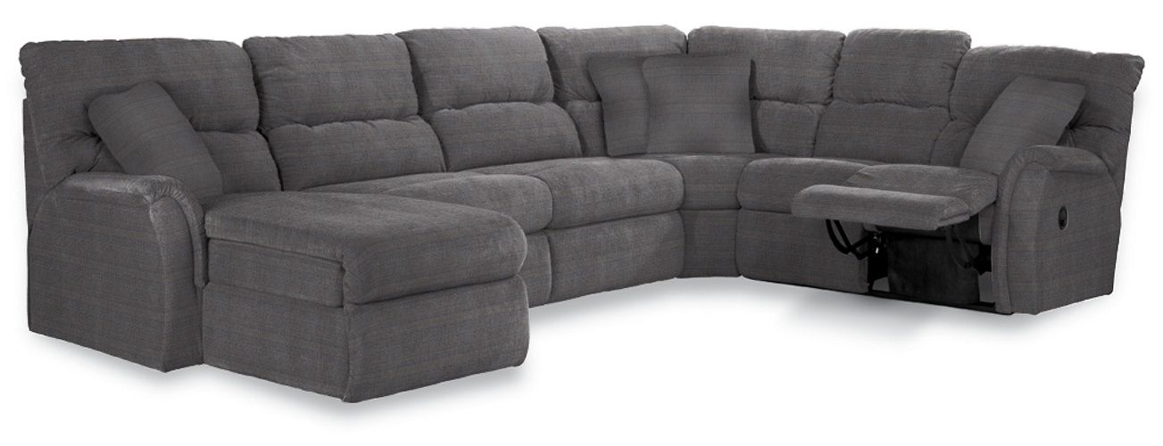 Tracey Recliner Sleeper Sectional Sofa Sectional Sofa With
