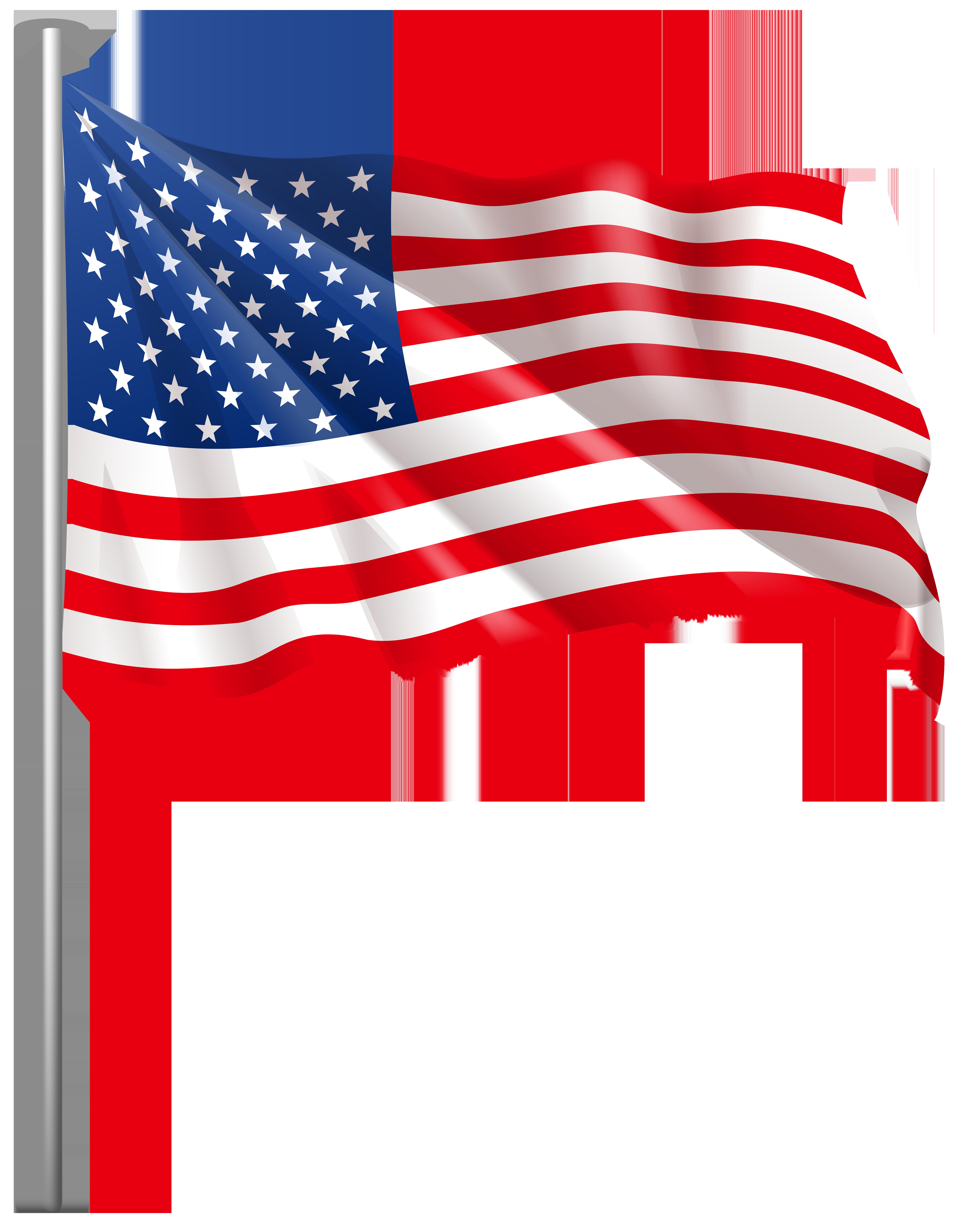 Waving United Usa Of Scalable States Flag American Flag Clip Art American Flag Images American Flag Gif