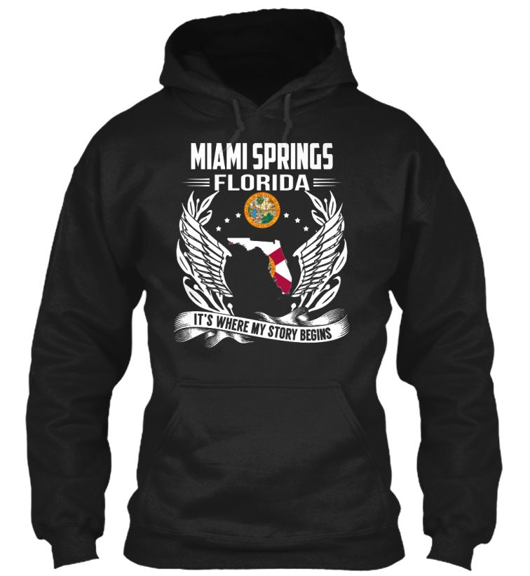 Miami Springs, Florida - My Story Begins