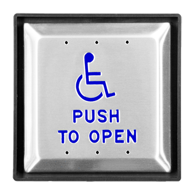 CareProdx - Handicap Button (Wired) Outdoor Model, $139.00 (http ...