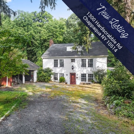 Once An Apple Cider Vinegar Factory Owned By Henry Allen Now A Charming Single Family Residence That Retains Its Sense Of Chappaqua Side Yard Perennial Garden