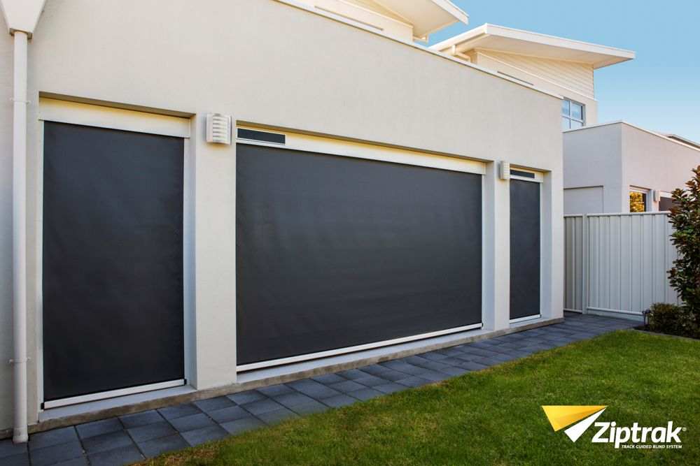 Attractive Outdoor Blinds In Singapore