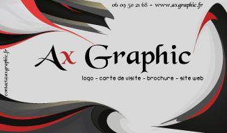 Axgraphicfr Wp Content Uploads 2013 07 Carte De Visite Graphiste