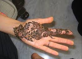 Image Result For Mehendi Design On Palm Mehandhi Pinterest