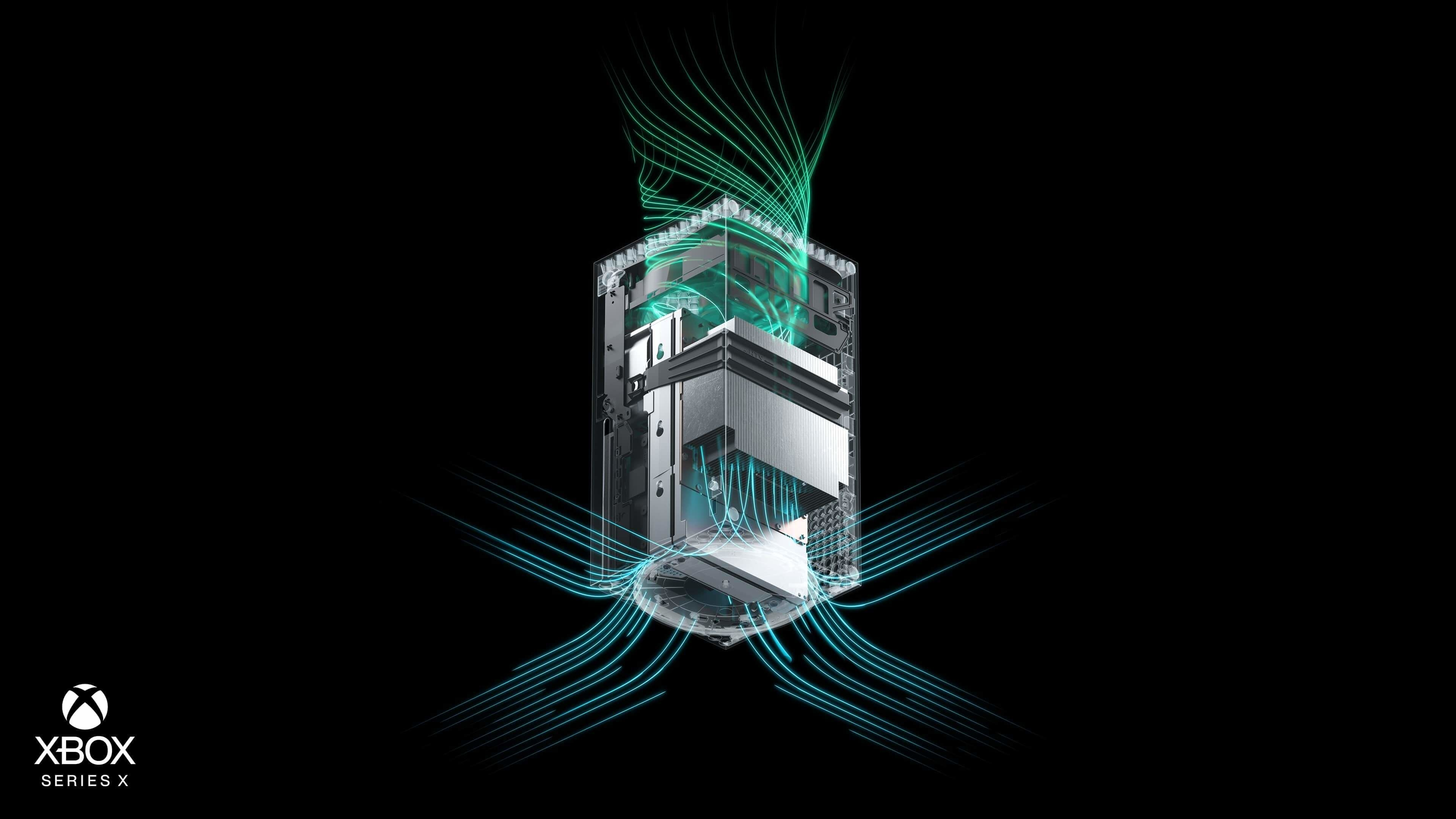 Xbox Series X 4K Wallpaper, HD Hi-Tech ...