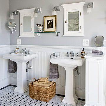 Spruce Up Your Guest Bath Pedestal Sink And Pedestal