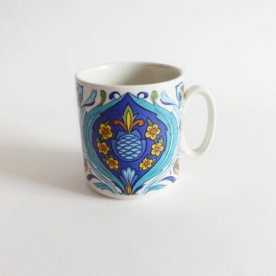 café - ou tasse à thé Rosenthal Romance blanc 1 inférieure F