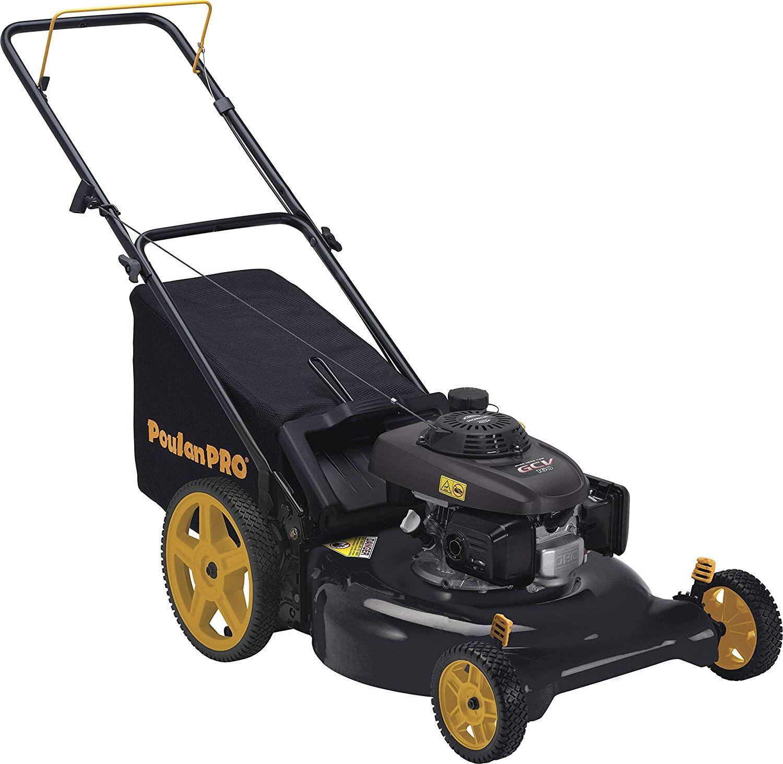 Poulan Pro Mower Side Discharge Walk Behind Mower Lawn Mower Tractor Mower